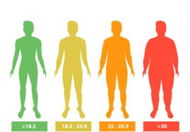 Er BMI en god indikator på helsetilstanden?